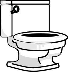toilet clipart toilet pinterest clipart images free clipart rh pinterest com toilet bowl clip art free toilet seat clip art free