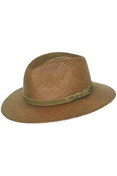 Hombre Sombreros - Mayser Enrico sombrero de paja 58 dc8b309449e