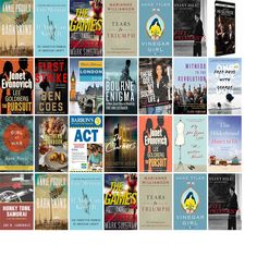 """Wednesday, June 29, 2016: The Bulverde/Spring Branch Library has 12 new bestsellers, one new video, one new audiobook, and 13 other new books.   The new titles this week include """"Barkskins: A Novel,"""" """"If You Can Keep It: The Forgotten Promise of American Liberty,"""" and """"Private Rio."""""""