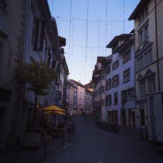 Niederdorfstrasse, Zurich, Switzerland, Europe