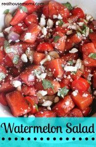 Watermelon Salad 2