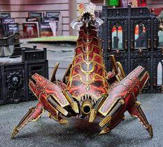 brass scorpion of khorne - Google Search