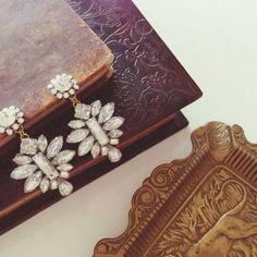 Glitter bijoux earrings | chouchou