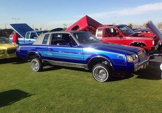 Blue regal Caprice Classic, Buick Regal, Bentley Continental, Sweet Cars, Chevy Impala, Cadillac, Mexican, Trucks, Blue