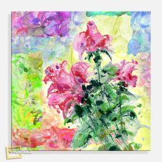 Pastel Boyama (reprodüksiyon) Çiçekli Kanvas Tablo 29,00 TL ve ücretsiz kargo…