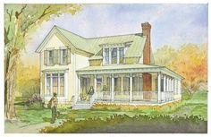 Glen View Cottage   Plan SL-1251