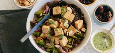 I'm cooking Miso-Herb Tofu Bowl with Green Chef https://greenchef.com/recipes/vegan-balsamic-tofu-with-miso-herb-black-lentils-snap-peas