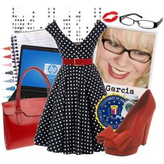 penelope garcia outfit- LOVE LOVE LOVE IT!!!!!!!!