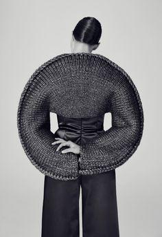reginasworld:  Knitwear by Matilda Norbergo for her final...