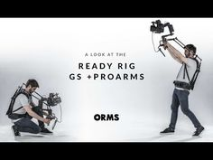 We take a closer look at how the new Ready Rig GS + ProArms works with the DJI Ronin Dji Ronin 2, Latest Camera, Photography Gear, Rigs, Cinematography, Closer, Memes, Wedges, Cinema