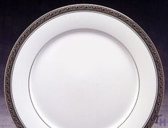 Noritake Crestwood Platinum Dinner Plate by Noritake CO., INC.. $18.81. Dimensions: 1-inch by 10-1/2-inch by 10-1/2-inch. World Famous Noritake Quality, Value and Design. Noritake Crestwood Platinum Dinner Plate. White Porcelain. Dishwasher Safe. Since 1904, Noritake has been bringing beauty and quality to dinner tables around the world. Superior artistry and craftsmanship, attention to detail and uncompromising commitment to quality have made Noritake an international tra...