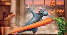 Why Ratatouille is the Best Pixar Movie Ratatouille Disney, Ratatouille 2007, Movie Wallpapers, Cute Wallpapers, Widescreen Wallpaper, Disney Pixar Movies, Disney Characters, Cartoon Movies, Remy The Rat