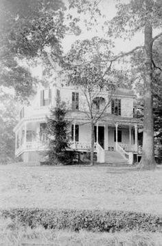 """Fairmount Plantation, North Wilkesboro, N.C. Home of Judge Thomas Brown Finley. Son of Augustus W. and Martha Lenoir Gordon; married Sep 27, 1893 to Caroline Elizabeth """"Carrie Lizzie"""" Cowles. He was born at """"Fairmount"""" his parents plantation (as it was known in those days), which is located where the North Wilkesboro post office now stands overlooking the town.  http://www.findagrave.com/cgi-bin/fg.cgi?page=gr=25587752"""