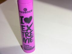 Addicted To Eyeliner: Review | I Love Extreme Crazy Volume Mascara, Essence