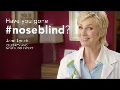 Jane Lynch Asks Consumers if They've Gone 'Noseblind' in Comical PSA for Febreze - Have you tackled the odors in your home, or just gone noseblind to them? Watch Jane Lynch host an intervention with a group of ladies who are noseblind to the bad smells in their homes.