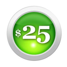 Start with $25