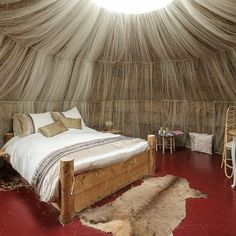 17 Incredibly Affordable Places To Stay Around The World//Straw Igloos. the netherlands