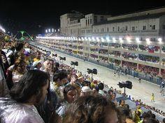 O Sesc Madureira convida os interessados a participar de uma excursão para acompanhar os ensaios técnicos no sambódromo, no dia 18 da janeiro, com ingresso a R$ 50.
