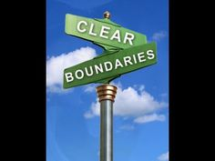 What It Means to Set Boundaries: Part 2 of 2 - YouTube