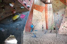 Bremerton Vertical World - by Elevate Climbing Walls