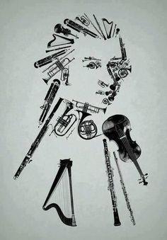 Classical music (Moz)art.