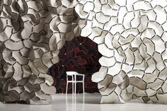 Clouds: Textile Project by Ronan and Erwan Bouroullec For Kvadrat
