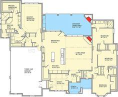 Plan 100016SHR: Spacious Traditional House Plan