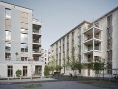Hunziker Areal Haus C, Miroslav Šik Architekt, 2015 / Zusammenarbeit mit Karin Gauch