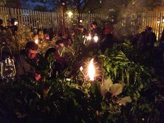 Midnight Apothecary Brunel Museum Rooftop Garden £5 TIcket includes entry to the garden and museum, complimentary toasted marshmallows and an optional guided descent into Brunel's Grand Entrance Hall