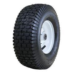 Marathon Industries 20336 13 X 5.00-6 Inches Pneumatic Turf Lawn Mower Tire
