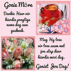 Morning Greetings Quotes, Good Morning Messages, Good Morning Wishes, Good Morning Beautiful Images, Morning Images, Birthday Wishes, Birthday Cards, Lekker Dag, Evening Greetings