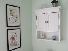 White Small Bathroom Wall Cabinet Http Www Homedesignstyler Com