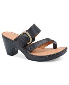 706fd2a46a8aa Born Rutina Sandals Shoes - Macy s