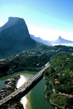 brazilwonders:  Rio de Janeiro, RJ (by Rubem Porto Jr)
