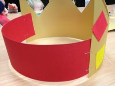 king, crown, toddler, preschool, craft