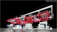 【Wireless Japan 2010(Vol.1)】最大規模のNTTドコモブース、その目玉展示は?