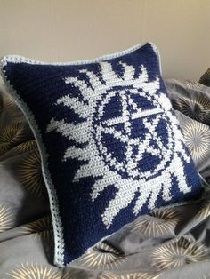 Supernatural pillow