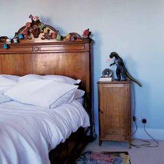 Bedroom | Art and soul house | House tour | Modern decorating ideas | PHOTO GALLERY | Livingetc | Housetohome