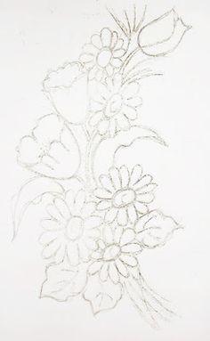 Pintura em Tecido Passo a Passo Com Fotos: Abril 2012