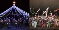 Première de Cavalleria Rusticana / I Pagliacci ce soir à 19h30 à lOpéra des Nations ! Toi toi toi