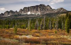 Wyoming Landscape by Terry L. Olsen, via Flickr