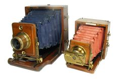 Lancaster Instantograph Cameras (1890 Model)