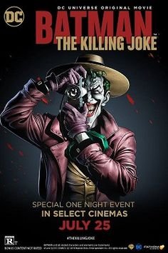 Batman: The Killing Joke (film) - Wikipedia, the free encyclopedia