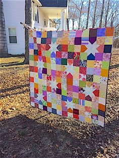 A quilting blog talking about charity quilting, personal quilting, and sometimes just a bit of life.