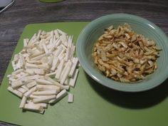 OKÉNKO ZDRAVÍ celerové hranolky - YouTube
