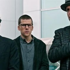 Movies: Jesse Eisenberg threatens to destroy Daniel Radcliffe in new Now You See Me 2 trailer