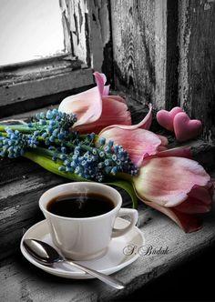 ...5/6/2017...having coffee