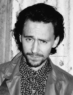 Tom Hiddleston #1883Magazine
