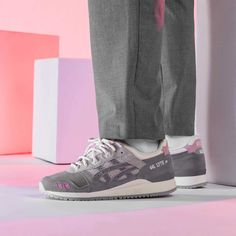 Release Date : October 23, 2020 END x Asics Gel-Lyte III « Pearl » Credit : Asphaltgold — #asics #gellyte #sneakerhead #sneakersaddict #sneakers #kicks #footwear #shoes #fashion #style