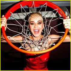 Katy Perry Drops Basketball-Themed 'Swish Swish' Video featuring the Most Random Celebs!